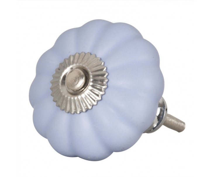 Úchytka květina - Ø 5*3 cm