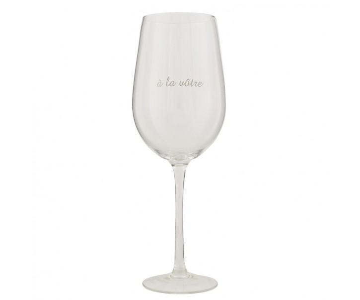 Pohár na víno - pr 8*27 cm