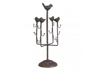 Stojánek na šperky s ptáčky - 18*13*35 cm