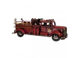 Model - hasičské auto -51*16*19 cm