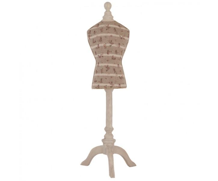 Krejčovská panna/ manekýna - 24*24*67 cm