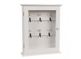 Skříňka na klíče - 25*7*31 cm