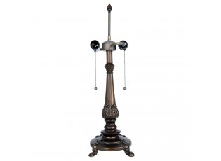 Noha k lampě Tiffany - Ø 24*60 cm