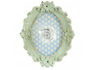 Háček vintage zelený - 17*4*14 cm