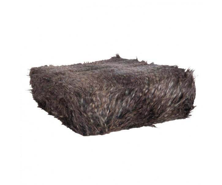 Pléd z umělé kožešiny 130*180 cm