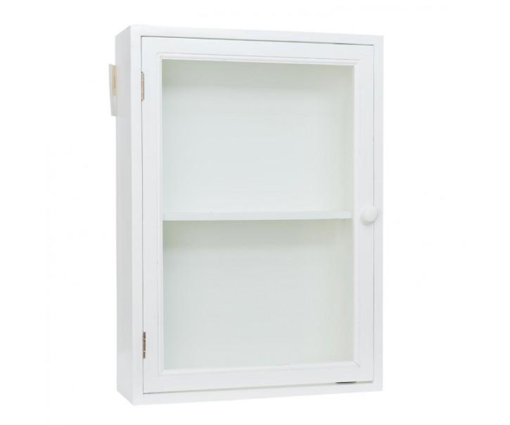 Prosklená skřínka 50*17*70 cm