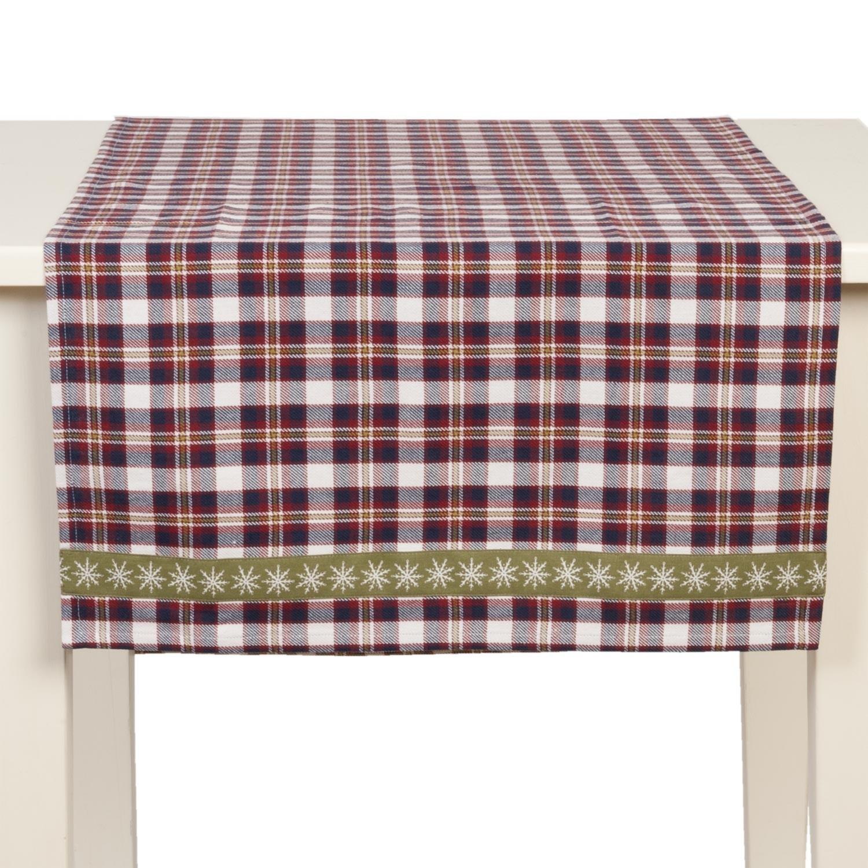 Běhoun na stůl Its Cold Outside - 50*140 cm