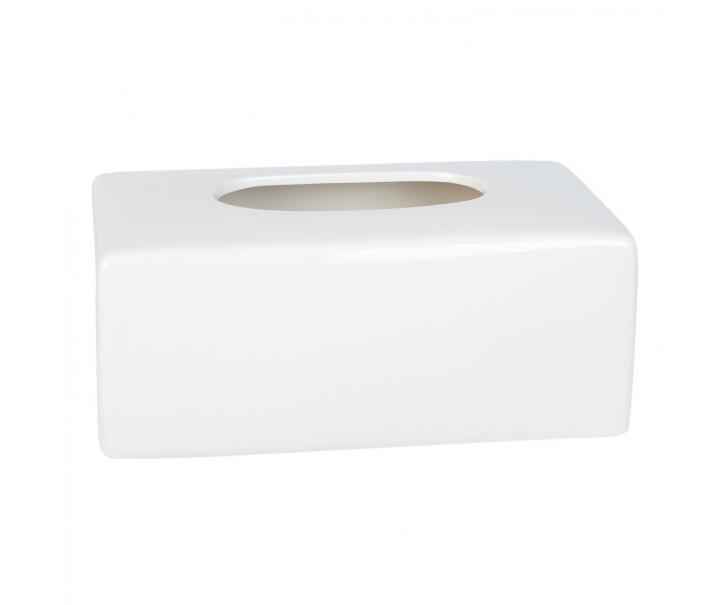 Zásobník na kosmetické ubrousky nebo papírové kapesníky - 24*14*10 cm