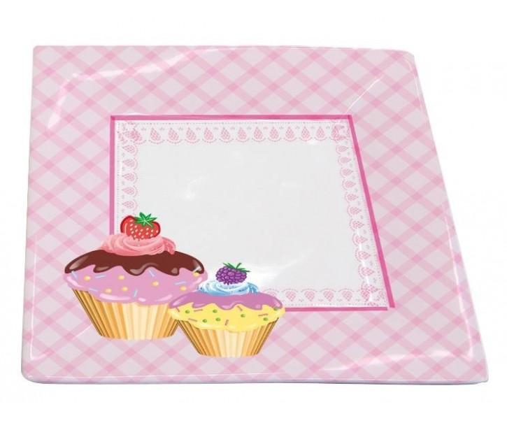 Talíř malý Cupcakes