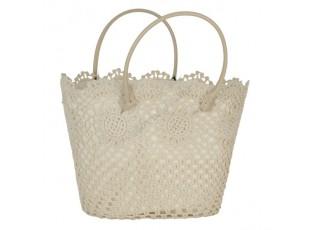 Háčkovaná kabelka / taška