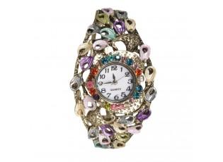 Náramkové hodinky barevné