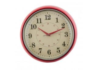 Nástěnné hodiny Ø 28*8 cm
