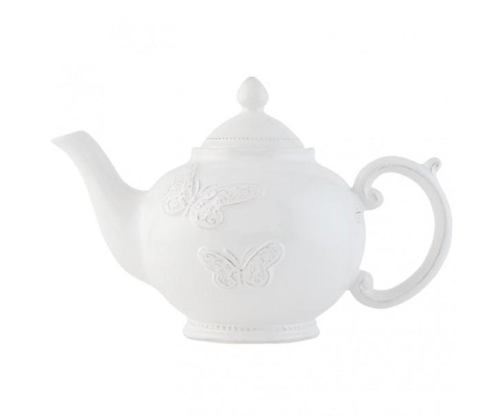 Konvička na čaj motýl