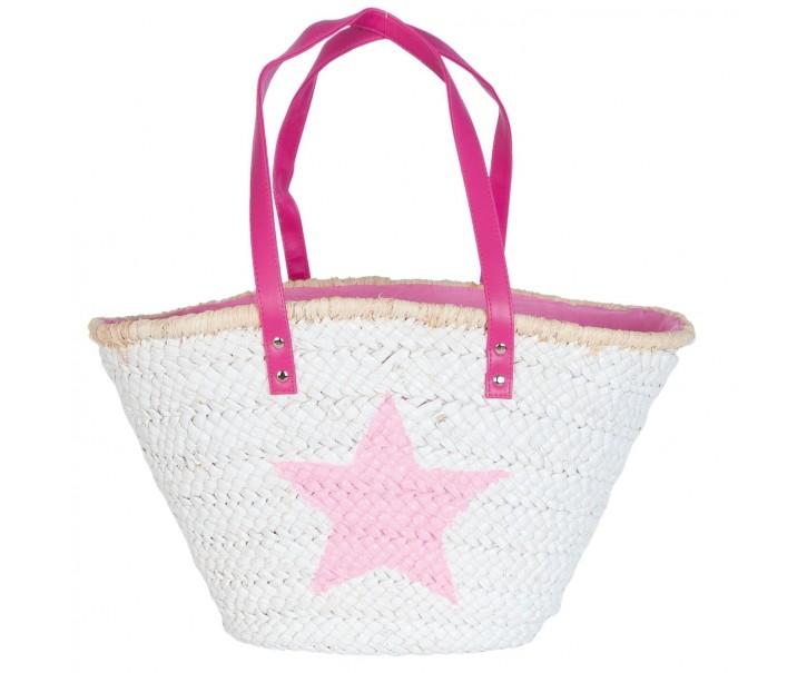 Nákupní/cestovní taška s hvězdou  - 61*16*30 cm