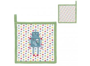 Chňapka nebo podložka roboti 20*20 cm