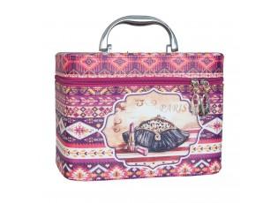 Kosmetický kufřík - sada 2 kusy