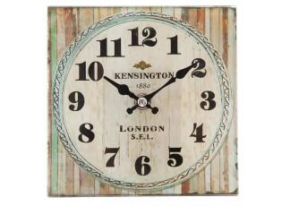 Stolní hodiny Kinsington 15*4*15 cm