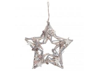 Závěsná hvězda 34 cm