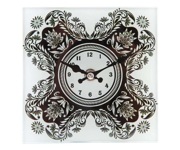 Stolní hodiny ornament