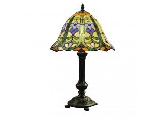Stolní lampa Tiffany - Ø 30*48 cm 1x E14