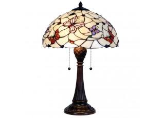 Stolní lampa Tiffany - Ø 30*39 cm 1x E14