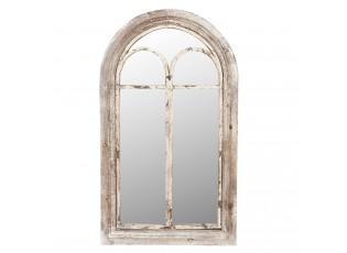 Zrcadlo románské okni
