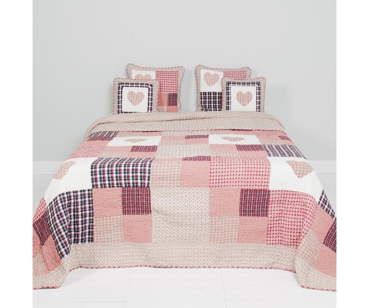 Přehoz na dvoulůžkové postele Quilt 121- 260*260 cm