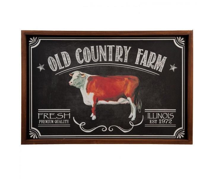 Obraz Old country farm - 56*2*37 cm