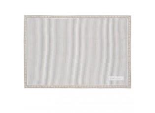 Prostírání textilní Rose Yard (6 ks) - 48*33 cm