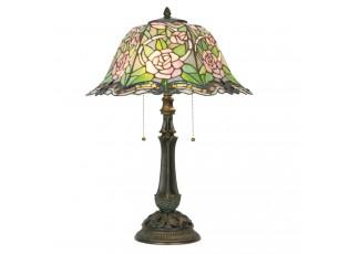 Stolní lampa Tiffany - 46 cm
