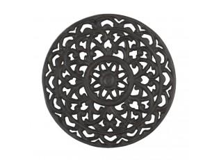 Litinová podložka kruh - Ø 20 cm