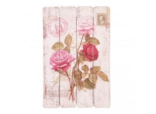 Cedule Rose -  40*1*60 cm