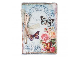 Vintage zápisník 15*22 cm (68 stran)