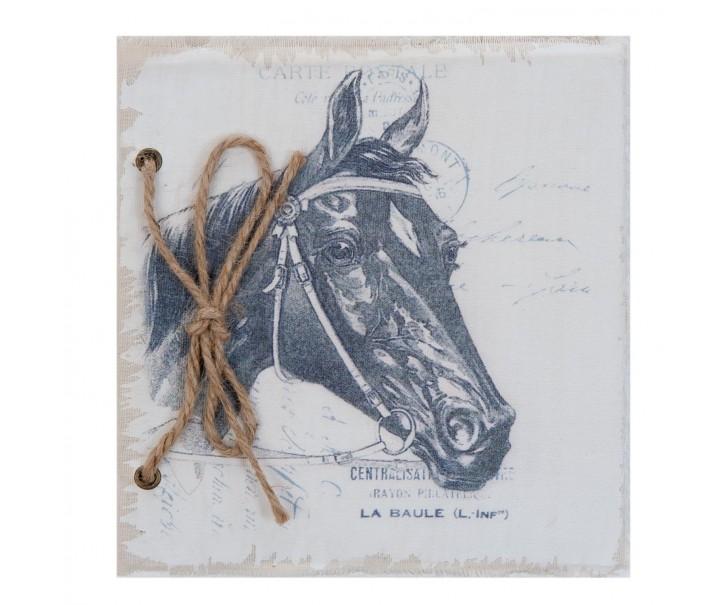 Zápisník Kůň 17*1*17 cm (84 stran)