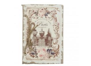Zápisník Paris 15*21 cm (75 stran)
