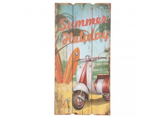 Cedule Summer Holiday  - 30*2*60 cm