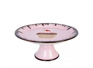 Podnos na dort - Ø 27*11 cm