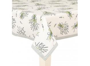 Ubrus Bouquet de Lavande - 100*100 cm