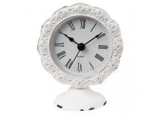 Stolní hodiny s patinou - 8*5*10 cm