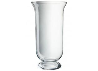 Skleněná váza Hurricane - 25 × 25 × 50 cm