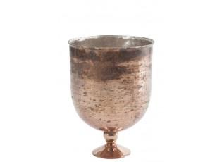 Skleněná váza Antique - 30 x 30 x 42 cm