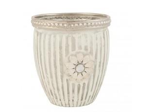 Svícen na čajovou svíčku - Ø 7*8 cm