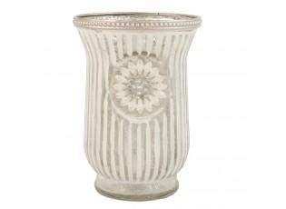 Svícen na čajovou svíčku - Ø 11*15 cm