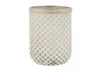 Svícen na čajovou svíčku - Ø 10*12 cm