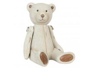Dekorace Medvídek - 12*12*16 cm
