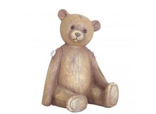 Dekorace Medvídek - 12 * 12 * 16 cm