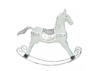 Dekorace houpací koník - 20*4*18 cm
