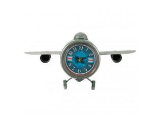 Solní hodiny letadlo 37*22*19 cm