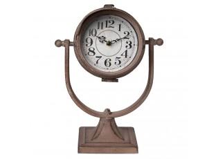 Reto stolní hodiny - 23*26*35 cm