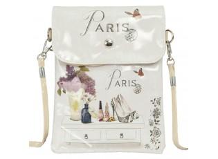 Háčkovaná kabelka / taška 46*17*30 cm